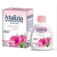 Malizia жидкое мыло для интимной гигиены Calendula and Aloe 200мл