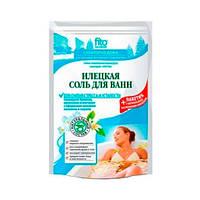 ФИТОкосметик Соль для ванн Илецкая Для снятия стресса и усталости 500г