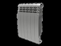 Радиатор Royal Thermo BiLiner 500 Silver Satin - 6 секц., фото 1