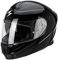 Мотошолом Scorpion EXO-920 Solid (чорний)