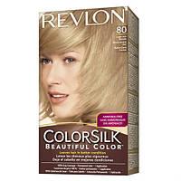 Краска для волос Revlon 80 Светлый пепельный блондин (8А)