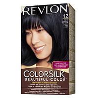Фарба для волосся Revlon 12 Синяво-чорний (1BB)
