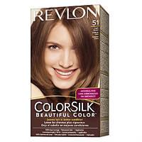 Краска для волос Revlon 51 Светлый каштановый (5N)