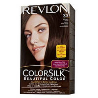 Фарба для волосся Revlon 33 Теплий темно-каштановий (3WB)