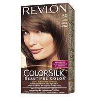Краска для волос Revlon 50 Светлый пепельно-каштановый (5А)