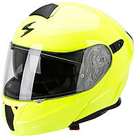 Мотошлем Scorpion EXO-920 Solid (жёлтый)
