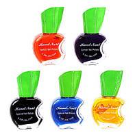 Набор красок для стемпинга 5 цветов