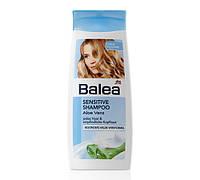 Balea Sensitive Shampoo Aloe Vera шампунь для чувствительной кожи головы 300 ml
