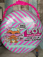 Набор с большой куклой Беби Бон Бон L.O.L. Surprise! Ooh La La Baby Surprise- Lil Bon Bon, MGA, фото 1