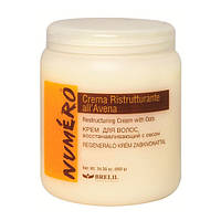 Brelil NUMERO маска для волосся відновлююча з вівсом 1000 ml