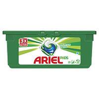 Ariel капсулы 3 в 1 универсальные 32 стирки