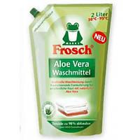 Frosch гель для стирки универсальный с алоэ вера для чувствительной кожи 18 стирок (1,8л)