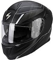 Мотошлем Scorpion EXO-920 Gem (чёрный)