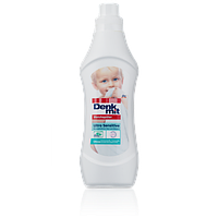 Denkmit Weichspuler Ultra Sensitive ополаскиватель для детского белья 33 стирки