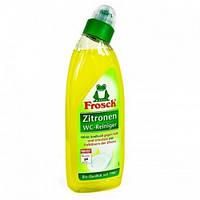 Frosch Лимон гель для чистки унитаза (750 мл)