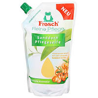 Frosch жидкое мыло облепиха запасная упаковка (500 мл.)
