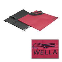 Пелерина для покраски Wella/Schwarzkopf 75*70 (черный)