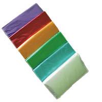 Пеньюар одноразовый 100шт цветной
