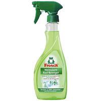 Frosch спрей очиститель для ванной комнаты с виноградной кислотой 500 ml