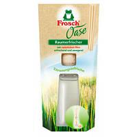 Frosch освежитель воздуха оазис лимонная трава (сменный блок) 90 ml