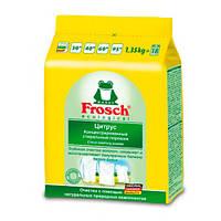Frosch стиральный порошок концентрат УФ-филт. цитрус 1 350 kg