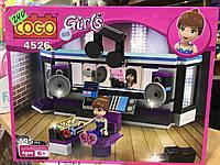 """Конструктор """"Girls"""" COGO 4526 студия звукозаписи"""