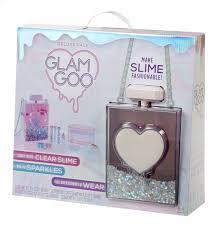 Набор для юного дизайнера слайм-аксессуаров Glam Goo Deluxe, MGA 549604