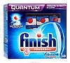 Finish Quantum таблетки для посудомоечных машины 60 шт.