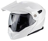 Мотошлем Scorpion ADX-1 (белый)