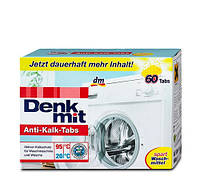 DenkMit Anti-Kalk-Tabs антикальк таблетки в стиральную машину 60шт