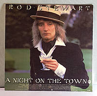 CD диск Rod Stewart - A Night On The Town