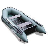 Лодка надувная Sport-Boat N 270LS + подарок Турбинка