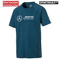 Футболка Puma Mercedes MAPM Logo Tee 57608904