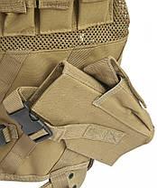 Жилет разгрузочный MilTec USMC Coyote 10720005, фото 3