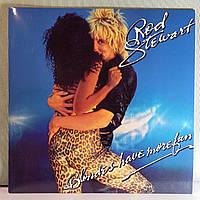CD диск Rod Stewart - Blondes Have More Fun