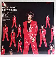 CD диск Rod Stewart - Body Wishes