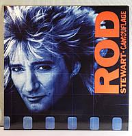 CD диск Rod Stewart - Camouflage
