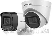 Новая серия TurboHD видеокамер с встроенным микрофоном и поддержкой передачи аудио по сигнальному кабелю!
