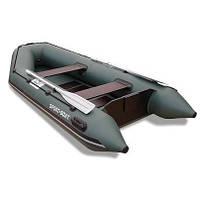 Лодка надувная Sport-Boat N 290LS + подарок Турбинка