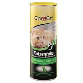 Витамины Gimborn Gimcat Katzentabs Для Кошек, Алгобиотин И Биотин, 710 Таблеток