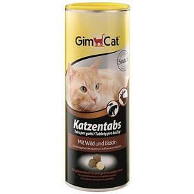 Витамины Gimborn Gimcat Katzentabs Для Кошек, Дичь И Биотин, 710 Таблеток