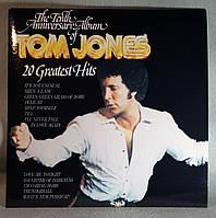 CD диск Tom Jones - 20 Greatest Hits