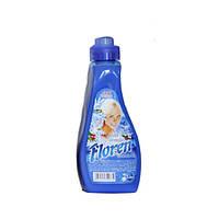 Floren концентрированный ополаскиватель для белья Морозная свежесть 1л-4л