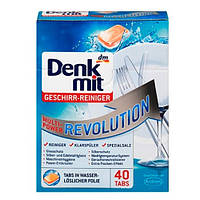 Denkmit Multi-Power Revolution таблетки для посудомоечных машин 40 шт