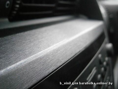Плівка шліфований алюміній