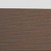 Готовые рулонные шторы Ткань ВМ-2305 Тёмно-коричневый