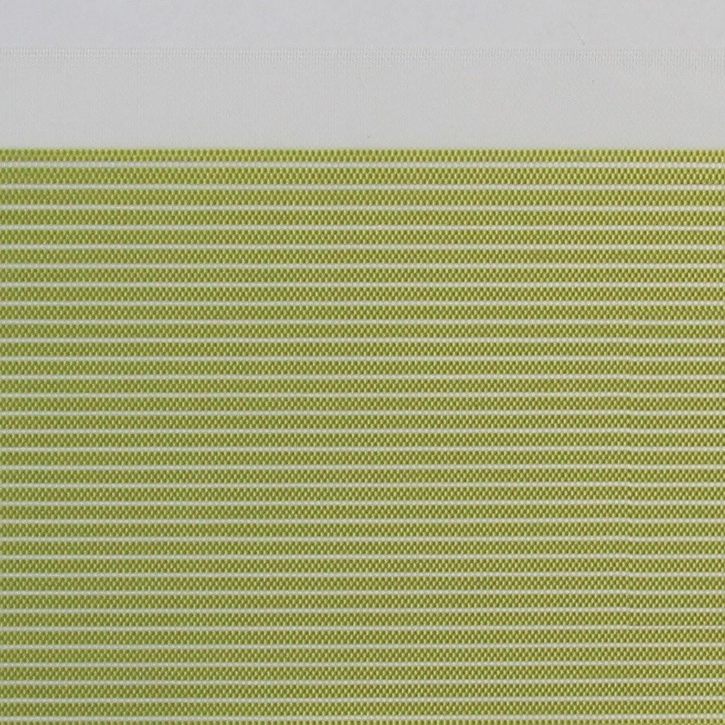Готовые рулонные шторы Ткань ВМ-2306 Зелёный