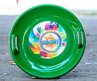 Тарелка Kimet зеленая, фото 1