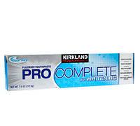 Kirkland pro complete Whitening зубная паста 212 г