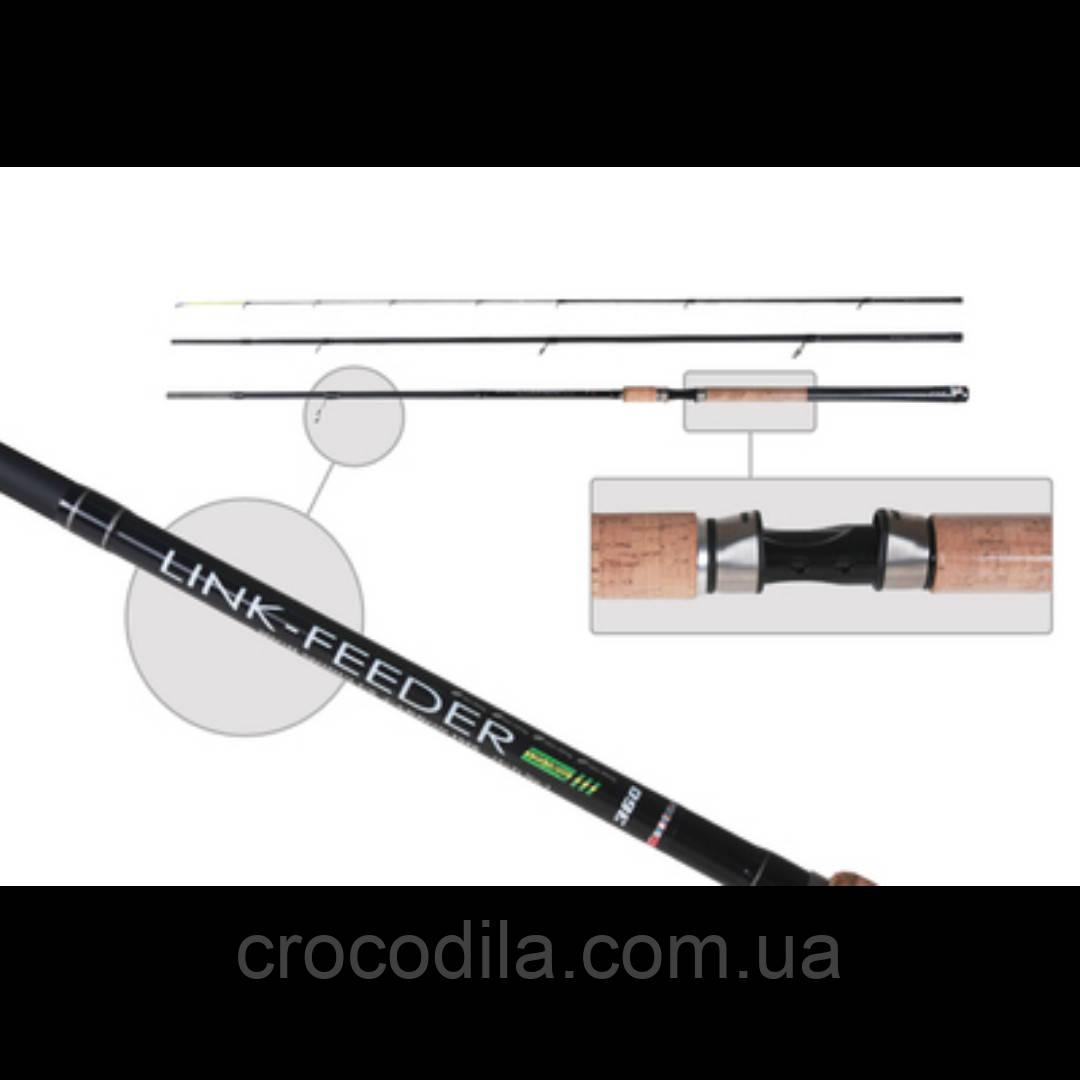 Фидерное удилище Siweida Link Feeder 3.0 м 120-180 грамм